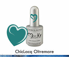 ChicLacq Oltremare Smalto Semipermanente UV GEL SoakOff Nail Polish Unghie KyLua