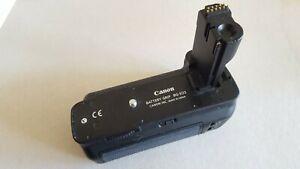 Genuine Original BG-ED3 Battery Grip For Canon 10D D30 & D60 DSLR Digital Camera