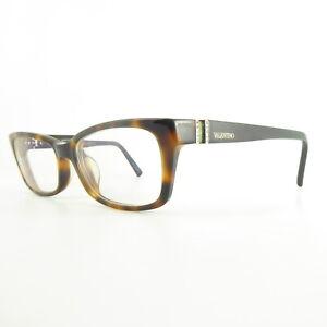 Valentino V2615R Full Rim R8313 Used Eyeglasses Frames - Eyewear