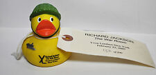 RICHARD JACKSON duck The War Room 2007 Limited Edition