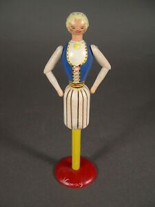 Vintage Norwegian Napkin Doll