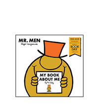 Mr Men - My Book About Me - by Mr Silly World Book Day Edition 2018 Hargreaves
