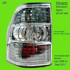 Mitsubishi Pajero NS NT NW Left Tail Light 06 07 08 09 2010 2011 2012 2013 2014