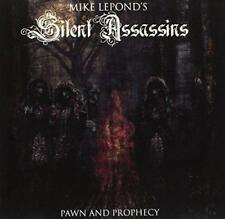 Mike LePond's Silent Assassins - Pawn And Prophecy (NEW CD)