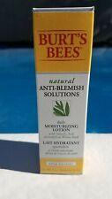 Burt's Bees Anti-Blemish Solutions Daily Moisturizing Lotion w/ Willow Bark 2oz