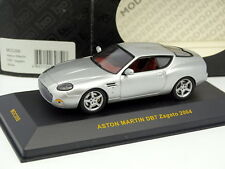 Ixo 1/43 - Aston Martin DB7 Zagato 2004 Argento