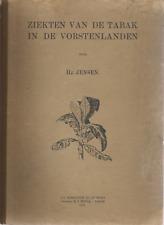 Ziekten van de Tabak in the Vorstenlanden by Hj. Jensen - 1921