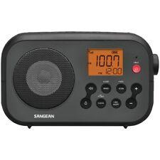 Sangean Pr-D12 Am/Fm Radio Noaa Weather Alert Digital