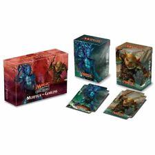 Merfolk vs. Goblins Deckbox Ultra Pro Deck Box MTG Duel Decks