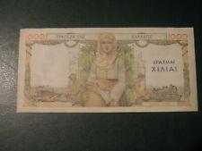 Greece banknote 1000 Drachma 1935 !!!!!!!