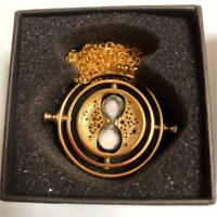 Harry Potter Timeturner Time Turner Necklace Pendant Hermione Movie theaters ver