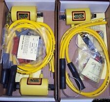 Accel Super Bobina Kit - Honda CBX Completo con / Bujía Cables & Botas
