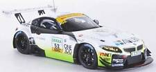 #52 West Coast Racing BMW Z4 GT3 2010 1/32nd Scale Slot Car WATERSLIDE DECALS