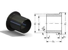 5 pezzi manutenzione cuscinetti radenti libero D 4 mm con federale