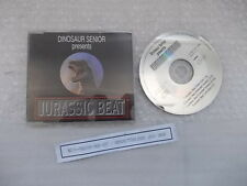 CD Pop Dinosaur Senior - Jurassic Beat (4 Song) MCD DANCE MACABRE Jurassic Park