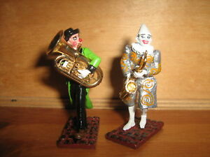 Britain's Circus Musical  Clown Duo set 08680