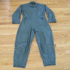 Vintage Original Usaf Us Air Force Suit Flying Very Light K-2 K2 Medium 1964