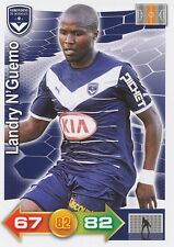 LANDRY N'GUEMO # CAMEROON GIRONDINS BORDEAUX CARD PANINI ADRENALYN 2012