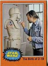 Star Wars JTTFA Behind The Scenes Chase Card BTS-7 The Birth of 2-1B