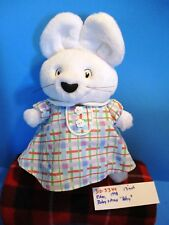 """Eden Toys Max and Ruby """"Ruby"""" 1998 plush(310-3344)"""