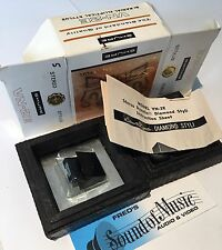 NEW ORIGINAL SHURE MODEL VN-2E Stylus Needle For V15 Type I Cartridge (box #5)