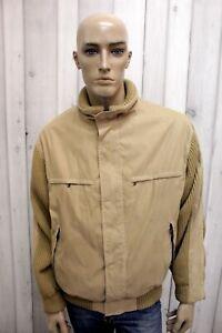PAUL&SHARK Uomo Taglia XL Giubbotto Giubbino Giacca Giaccone Coat Jacket Man