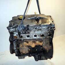 Engine Bare No Injectors 10P (Ref.857) 00 Land Rover Discovery 2 2.5 TD5