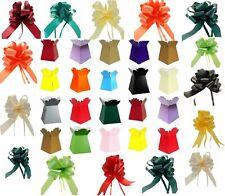 Living Vase Flower Bouquet Craft Florist Box Gift Presentation +30 mm Pull Bow
