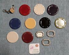 Longaberger Pottery Samples, Basket Tags, Bee Pin, Hanger?
