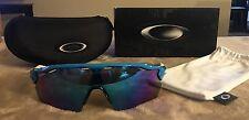 Oakley Sunglasses Radar EV Path OO9208-03 Sky Blue Sapphire Iridium
