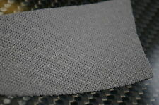 HIGH QUALITY DARK GREY PETROL SPEAKER FABRIC / CLOTH / GRILLS - 850mm x 500mm