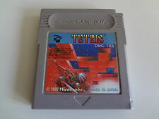 Tetris Nintendo Game Boy Japan LOOSE
