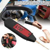 Auto Car Digital LCD Electric Voltage Test Pen Probe Detector Tester LED 5V-36V