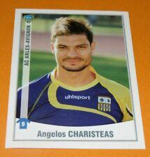20 ANGELOS CHARISTEAS ACA ARLES AVIGNON PANINI FOOT 2011 FOOTBALL 2010-2011