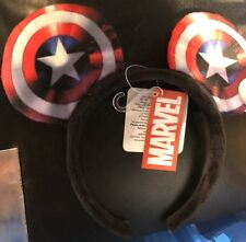 Serre-tête / Headband CAPTAMERICA / Capitaine America Disneyland Paris