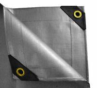 environ 6.10 m Dupont Tyvek membrane pour sol feuille ou bâche ou Tente Empreinte environ 2.74 m 20 ft X 9 ft