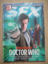 SFX #194 MAY 2010 – WORLD EXCLUSIVE DOCTOR WHO  AMAZING 3D COVER ~ MATT SMITH