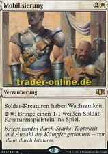Mobilisierung (Mobilization) Commander 2014 Magic