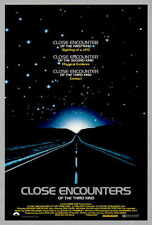 Close Encounters Of The Third Kind Movie Poster B 27x40 Richard Dreyfuss