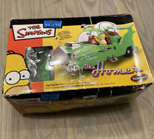 Polar Lights - The Simpsons - The Homer - Homer's Car Snap Together Assembly Kit