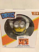 Despicable Me 3 vinyl collectible Dorbz Jail Time Phil #319