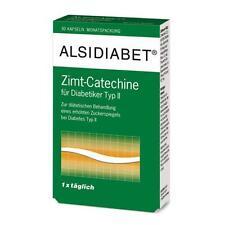 ALSIDIABET Zimt Catechine f.Diab.Typ II Kapseln 30 St