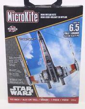 "Star Wars Microkite Mylar Kite 6.5"" X-Wing Fighter Ready To Fly"