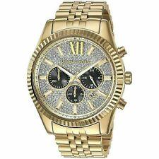 Michael Kors MK8494 Lexington Wrist Watch for Men - Gold