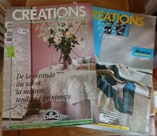 Magasine CREATIONS crochet n°29