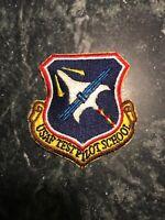 "Rare Vtg USAF Test Pilot School Squadron Patch 3"" HTF Vietnam Cold War 70s 80s"