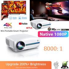 More details for vivimage explore 3 portable projector 7000lux hd 1080p 4k support hdmi speaker