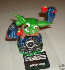 BOOMER -Skylanders Spyros Adventure -loose figure with  CODE-RARE