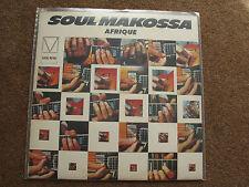 AFRIQUE SOUL MAKOSSA VINYL LP