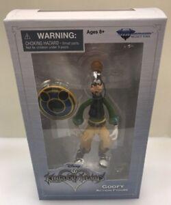 Disney Kingdom Hearts Goofy Dog Action Figure Exclusive Series 2 Diamond Select